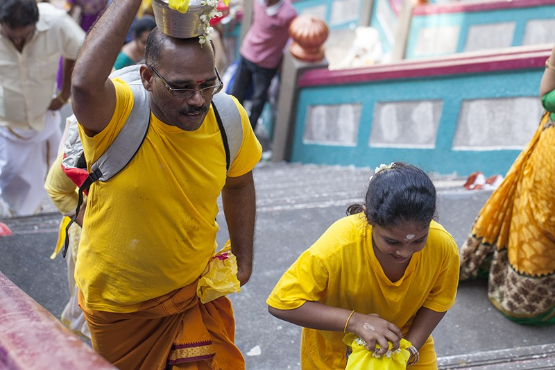 Thaipusam Offerings