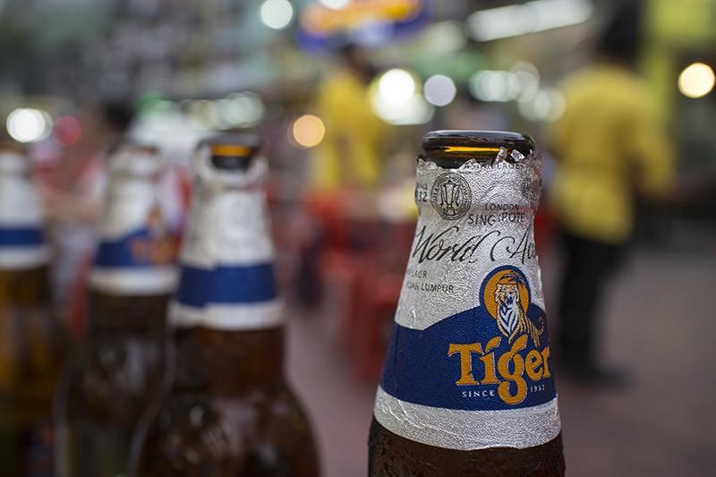 London, Singapore, Tiger