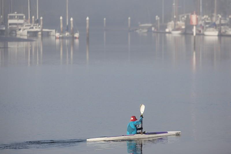 Paddle Mist
