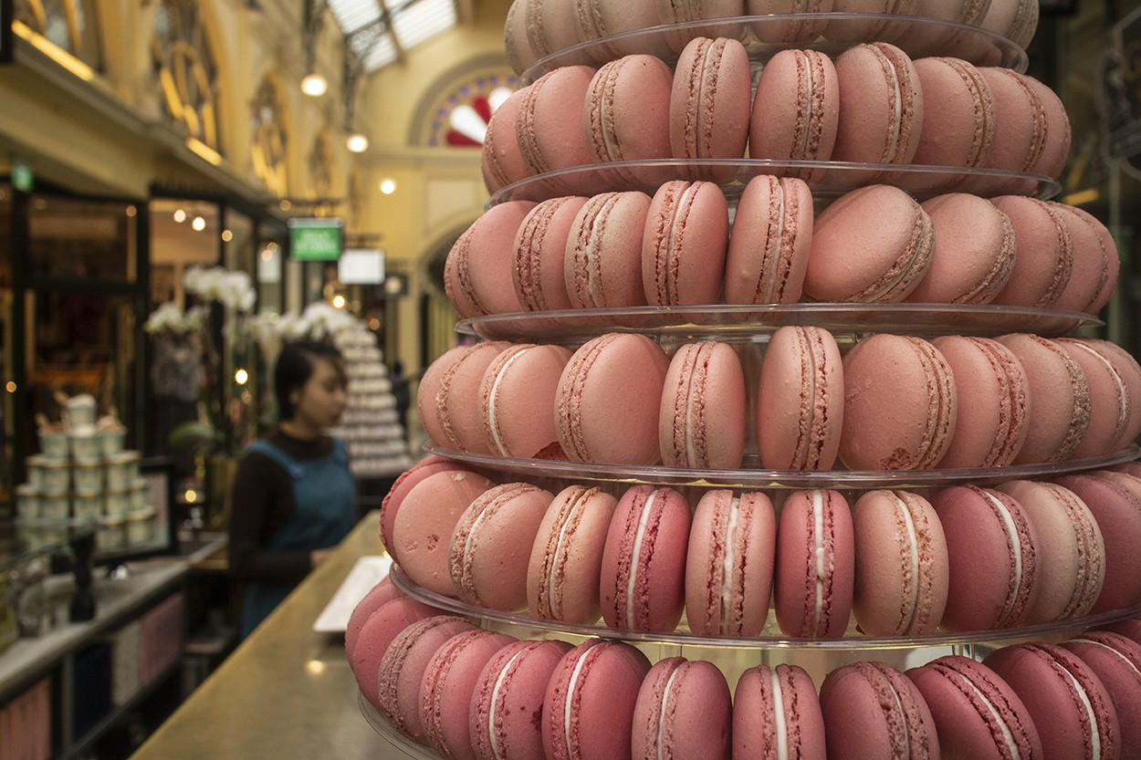 Just Macaroon