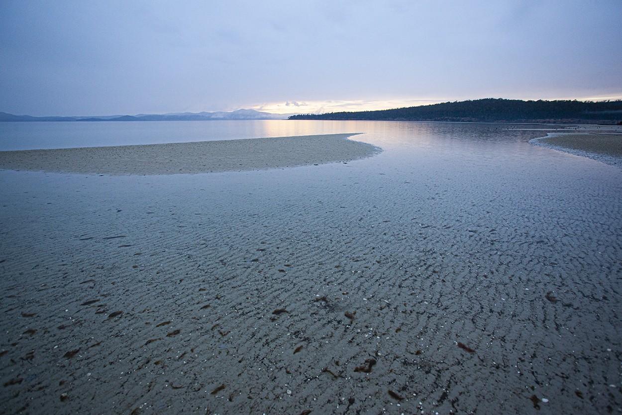 Saltwater River Dawn