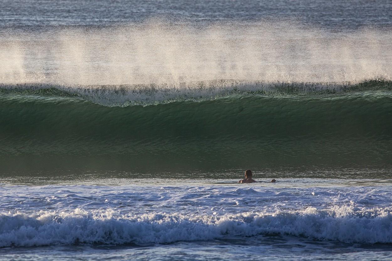 Wave Facing