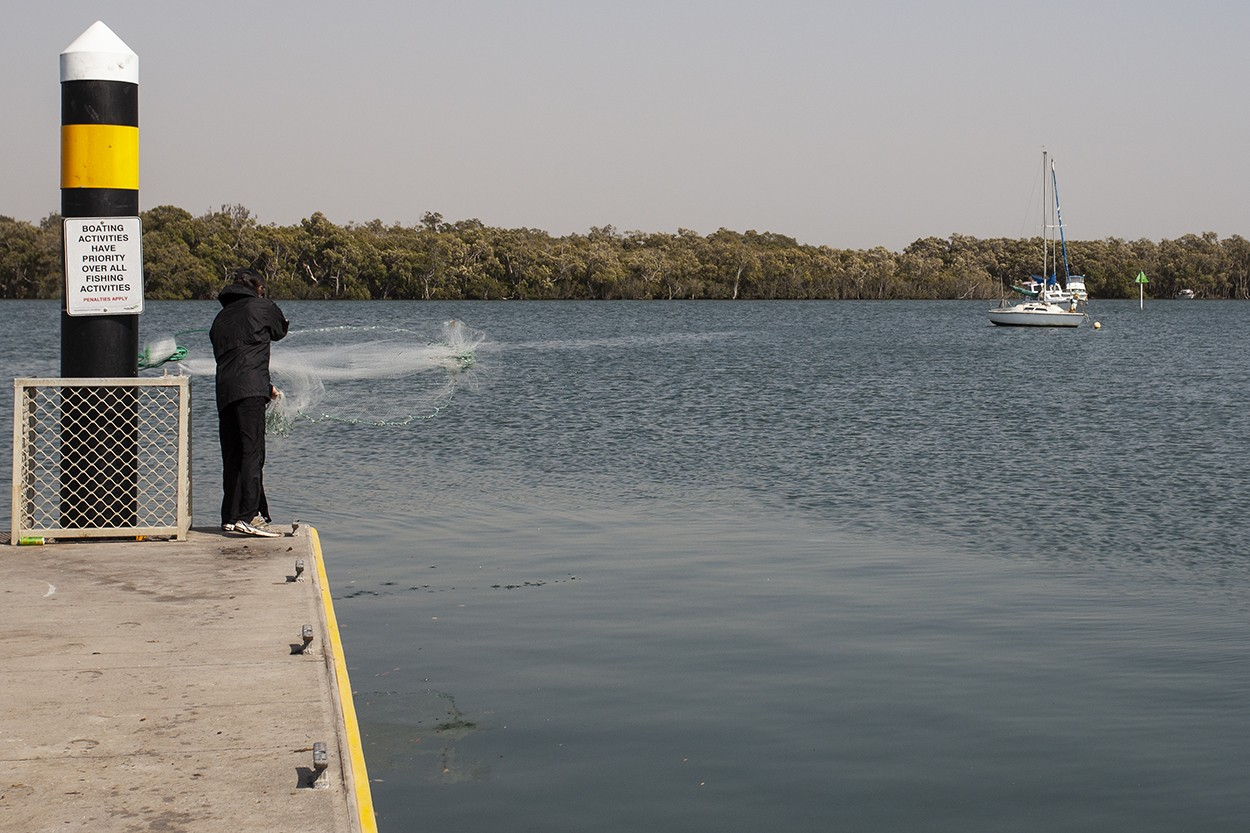 Boat / Fish