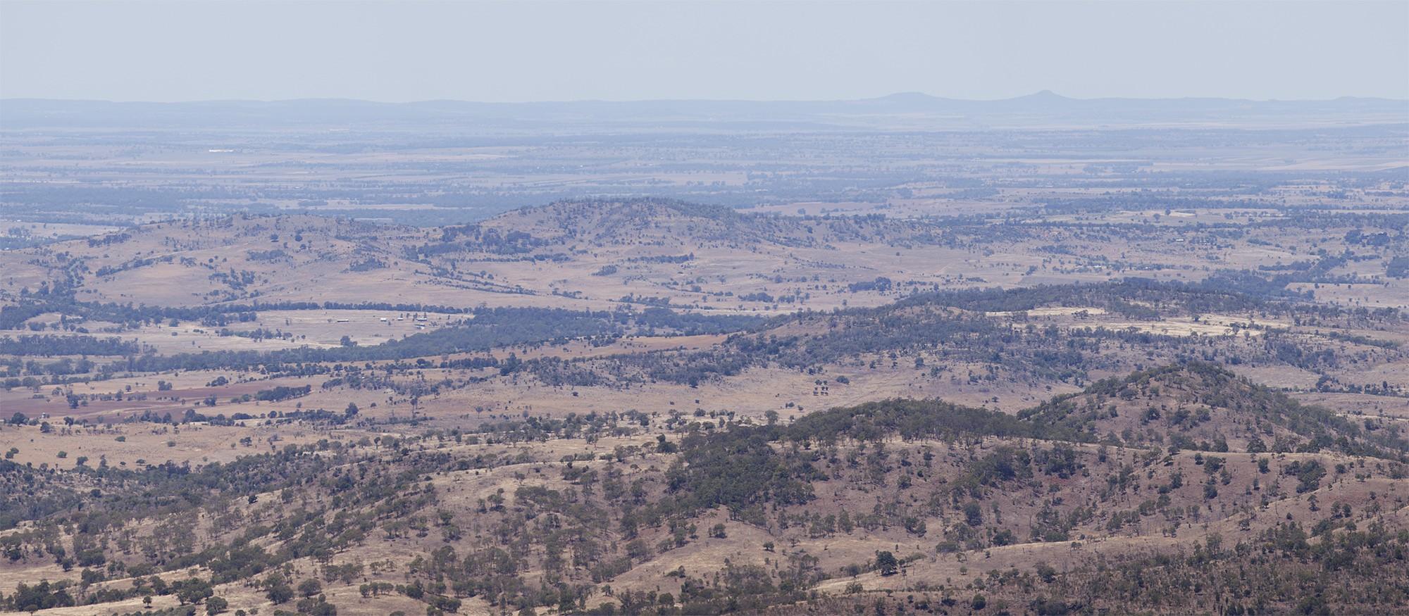 Distant Toowoomba