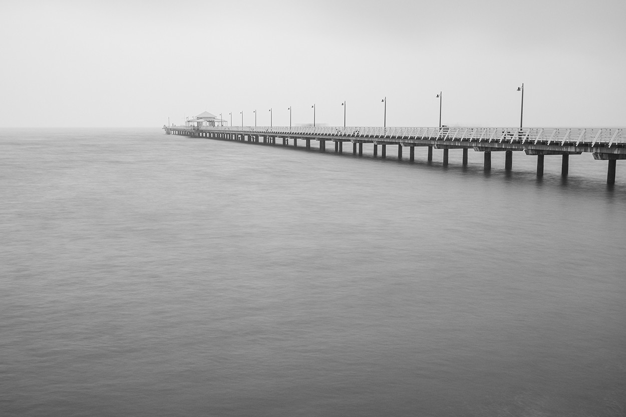 Damp Pier