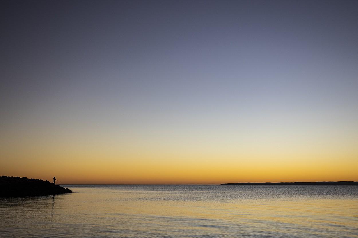 Catching Daybreak