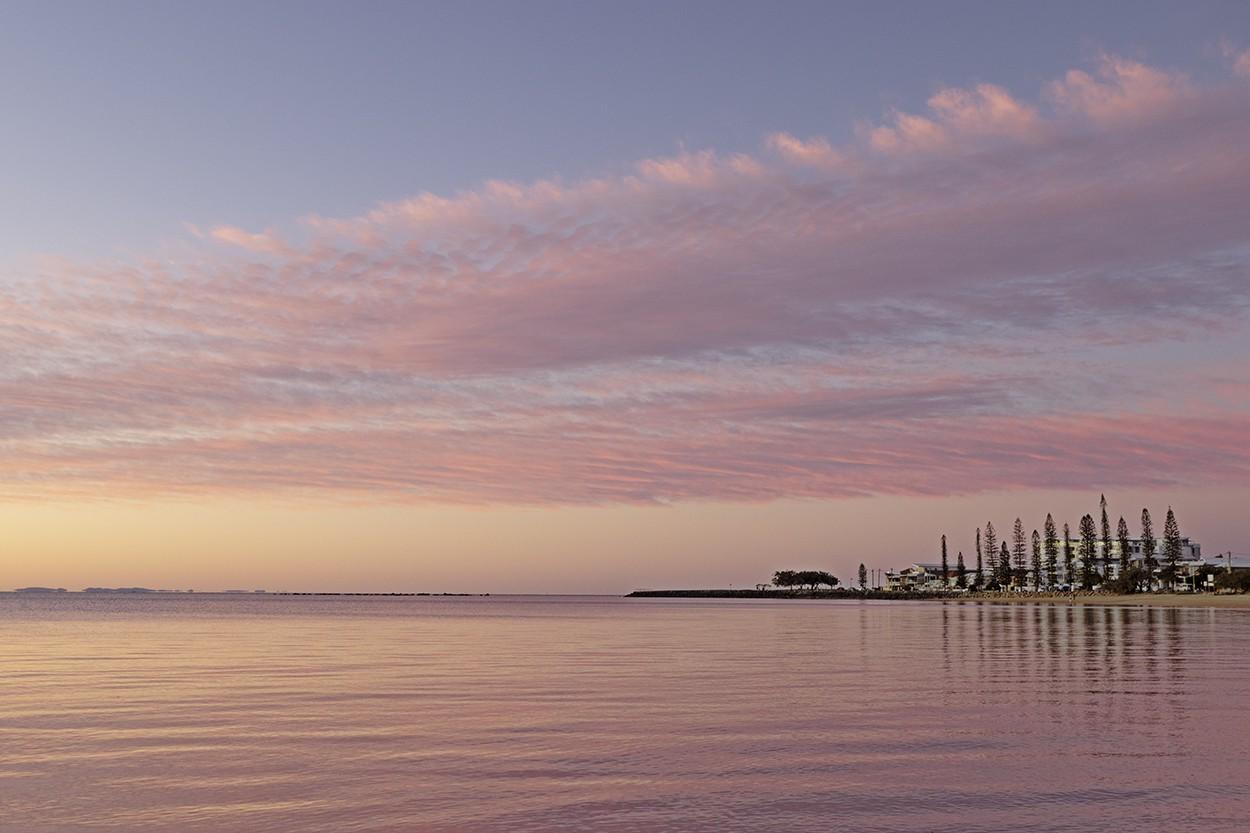 Pastel Bay